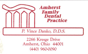 Sponsors Amherst Family Dental